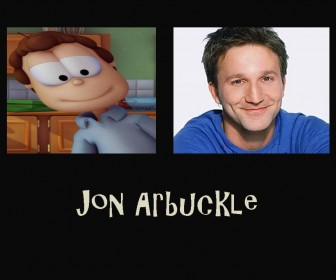 Breckin Meyer As Jon Arbuckle Wallpaper