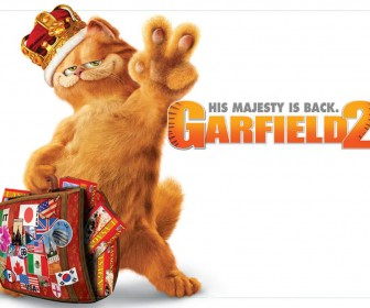 Garfield 2 Poster Wallpaper