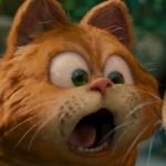 Garfield Closeup Mouth Open Wallpaper