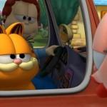 Garfield Passenger Seat Wallpaper